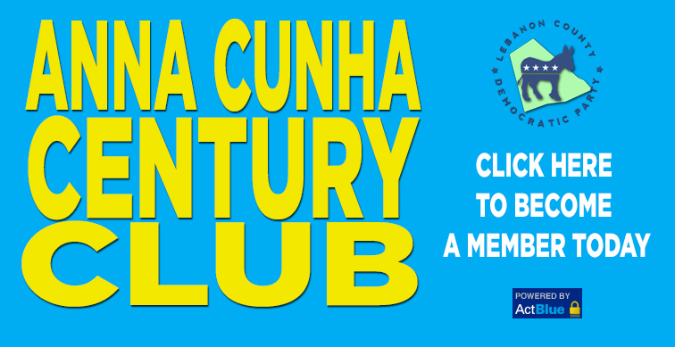 Join the Anna Cunha Century Club