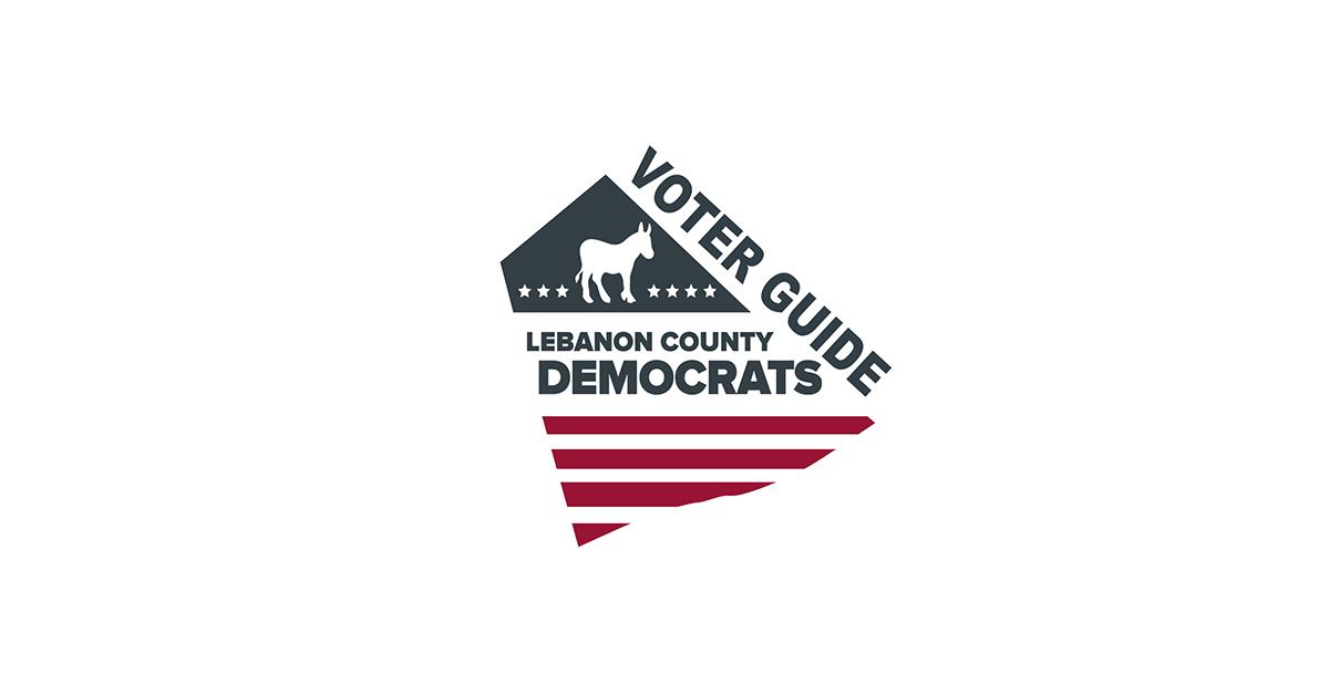 Candidates – Lebanon County Democratic Committee