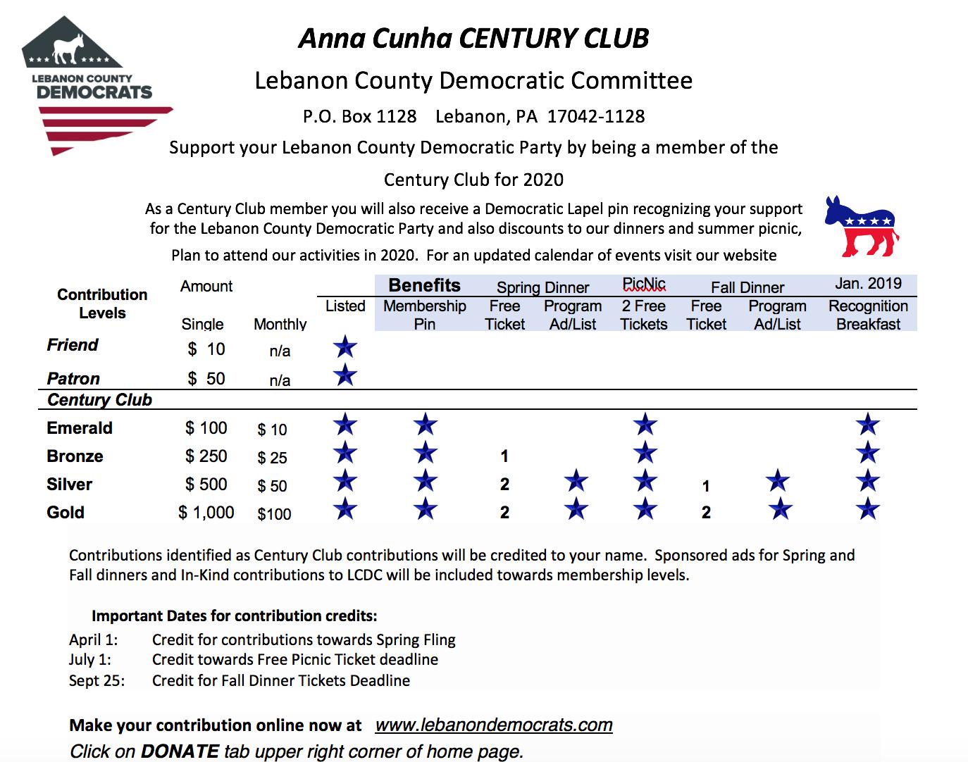 AC Century Club